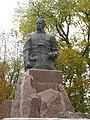 Пам'ятник козаку Івану Барвінку.JPG