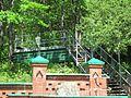 Поездка на святой источник. Лестница (444 ступеньки) на «Хужалар тавы». Билярск. Татария. Май 2013 - panoramio.jpg