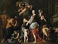 Пітэр Тыз. Венера ў кузні Вулкана. XVII ст..jpg
