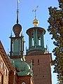 "Рaйoн Kyнгcxoльмeн. Городская ратуша. Башня ""Тре крунур"". - panoramio.jpg"