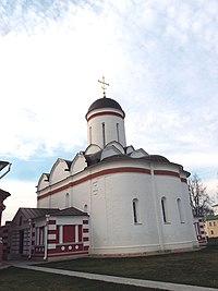 Собор Николая Чудотворца, Николо-Пешношский монастырь.jpg