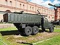Средний понтон из лёгкого понтонного парка ЛПП на базе автомобиля ЗИЛ-157, Saint-Petersburg pic2.JPG