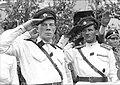 С. Н. Иванов и И. К. Сахаров. Псков 1943 год.jpg