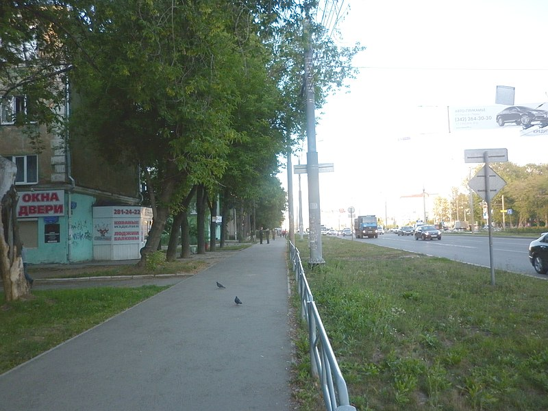 File:Ул. Чкалова -август, 2011 - panoramio (4).jpg