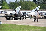 У небі Волині тренується авіація Повітряних Сил ЗС України (26525744633).jpg