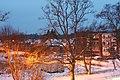 Царникава (Латвия) Перекрёсток улиц Морская и Рыбацкая - panoramio.jpg
