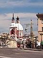 Церковь Святого Великомученика и Целителя Пантелеймона в Соляном переулке - panoramio.jpg