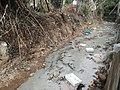 تلوّث نهر الغدير من مصارف المصانع.jpg