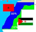 خريطة الحدود المغربية داخل الصحراء الغربية.png