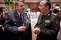 นายกรัฐมนตรี ร่วมงานเลี้ยงรับรองเนื่องในวันกองทัพบก ณ - Flickr - Abhisit Vejjajiva (3).jpg