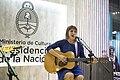 """""""Cantautoras Argentinas"""", Hilda Lizarazu en la Feria del Libro (34248158422).jpg"""