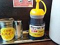 とろ~り甘くなるソース とび辛スパイス (33689437440) (2).jpg