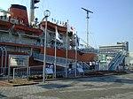 南極観測船「ふじ」 - panoramio.jpg