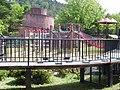 回廊式コンビネーション遊具ウッドジャングルIMG 0597.JPG