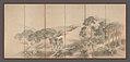 山樵漁夫図屏風-Woodcutters and Fishermen MET DP-13582-001.jpg