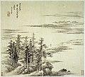 王翬、楊晉、顧昉、王雲、徐玫 仿古山水圖 冊 紙本-Landscapes after old masters MET ASA302.jpg