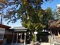 長野神社境内の恵美須社 河内長野市長野町 2013.2.10 - panoramio.jpg