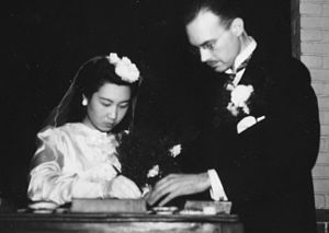 Robert van Gulik - Marrying Shui Shifang (Chongqing, 1943)