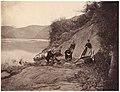 -Group of People Posing near River- MET DP165590.jpg