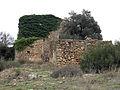 011 Casalot abandonat vora l'església de Marmellar.JPG