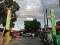 0164jfChurch San Isidro Holy Cross Halls Roads Caloocan Cityfvf 03.JPG