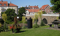 Tullbron og Gamla byen har set fra øst