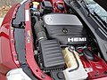 05 Dodge Magnum RT Engine Bay (6449079493).jpg