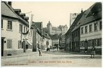 07278-Colditz-1906-Blick vom Postamt zum Markt-Brück & Sohn Kunstverlag.jpg