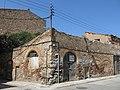 077 Magatzem en ruïnes al c. Sant Benet - pl. Ramon Barbat (Valls).jpg