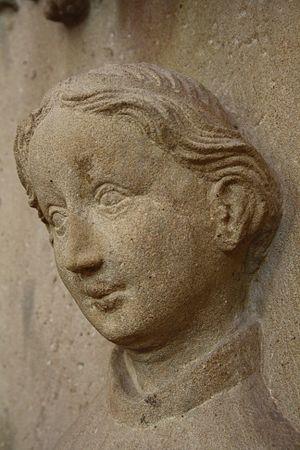 Dalberg - Epitaph of Anna von Dalberg, Katharinenkirche Oppenheim