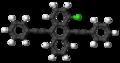 1-Chloro-9,10-bis(phenylethynyl)anthracene-3D-balls.png