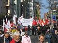 1. Mai 2013 in Hannover. Gute Arbeit. Sichere Rente. Soziales Europa. Umzug vom Freizeitheim Linden zum Klagesmarkt. Menschen und Aktivitäten (062).jpg