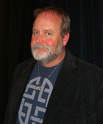 Bob Schreck - Schreck at the 2012 New York Comic Con.