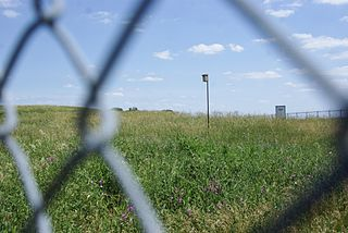 102nd Street chemical landfill Superfund site in New York, US