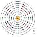 108 hassium (Hs) enhanced Bohr model.png