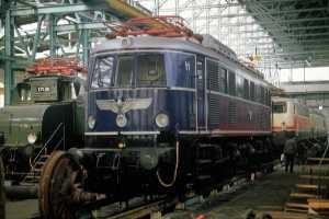DRG Class E 19 - Image: 119 012