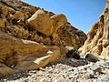 11 Wadi Ghuweir Trail to Feynan - It Is a Very Clean Wadi - panoramio.jpg