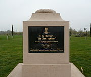 11th Hussars monument