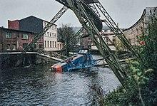 Wuppertal Suspension Railway Wikipedia