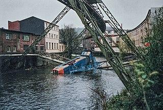 1999 Wuppertal Schwebebahn accident