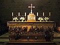120 Abadia de Santa Maria, església, altar.jpg