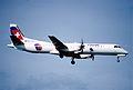 129ba - Crossair Saab 2000; HB-IZC@ZRH;28.04.2001 (5601167215).jpg
