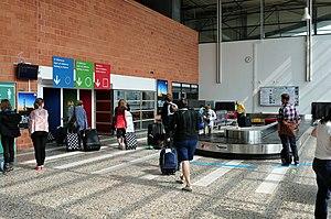 Tampere–Pirkkala Airport - Terminal 1