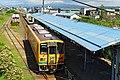 140914 Tsugaru Goshogawara Station Goshogawara Aomori pref Japan07n.jpg