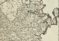 1664 Sungkiang detail of map of Huquang, Kiangsi, Che Kiang, ac Fokien by Jansson BPL 15928.png