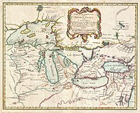 1755 Bellin Map of the Great Lakes - Geographicus - GreatLakes-bellin-1755.jpg