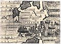 17th century harbour map, Cagliari.jpg