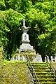180504 Rakan-ji of Iwami Ginzan Silver Mine Oda Shimane pref Japan05o.JPG