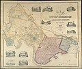 1854 Map of the city of Cambridge, Middlesex County, Massachusetts (3887215674).jpg