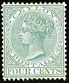 1872 4c Ceylon Yv49 SG122.jpg